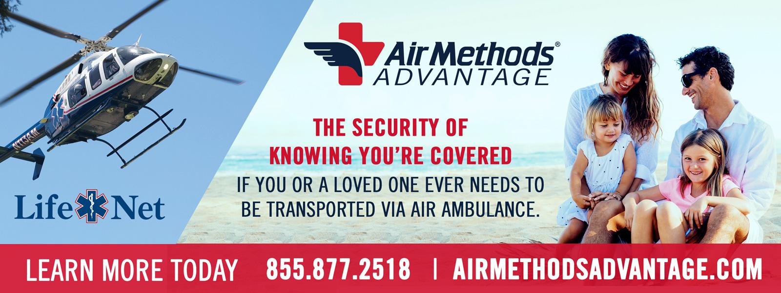 Air Methods Advantage / Life Net