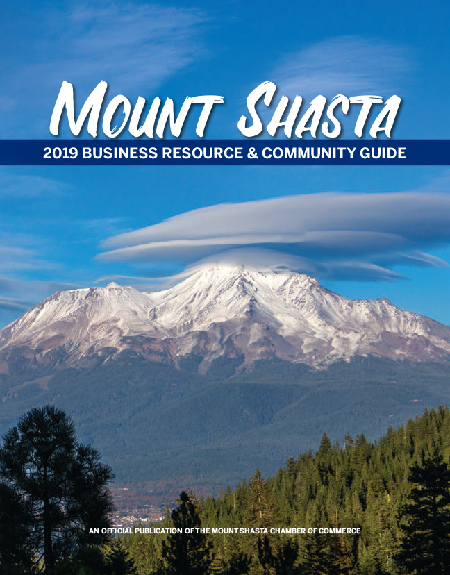 2019 Mt. Shasta Chamber of Commerce Member Directory