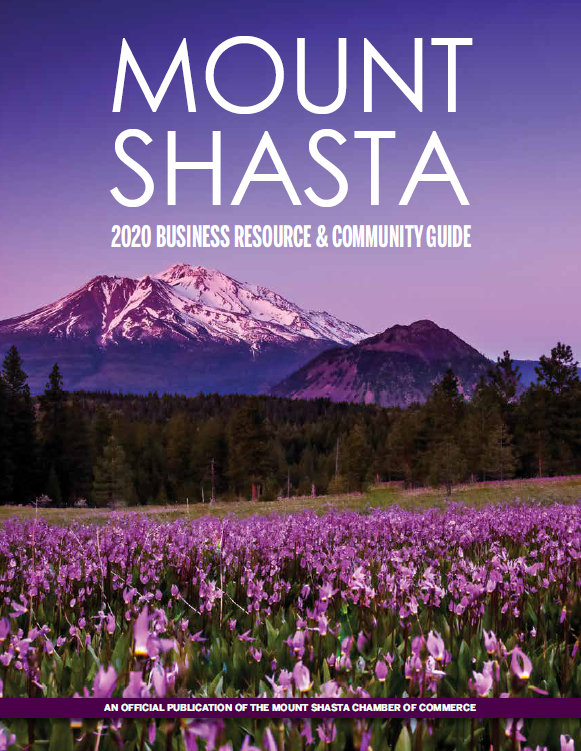 2020 Mt. Shasta Chamber of Commerce Member Directory